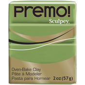 Spanish Olive - Premo Sculpey Polymer Clay 2oz