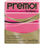 Blush - Premo Sculpey Polymer Clay 2oz