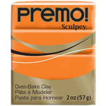 Orange - Premo Sculpey Polymer Clay 2oz