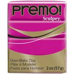 Fuchsia - Premo Sculpey Polymer Clay 2oz