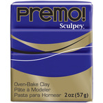 Purple - Premo Sculpey Polymer Clay 2oz
