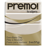Rhino Gray - Premo Sculpey Polymer Clay 2oz