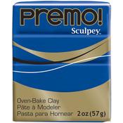 Ultramarine Blue - Premo Sculpey Polymer Clay 2oz
