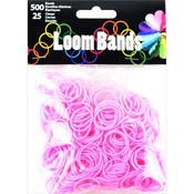 Light Pink - Loom Bands Value Pack 500/Pkg