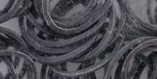 Grey - Loom Bands Value Pack 500/Pkg