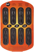 Fingers 8 Cavity - Non-Stick Cookie Pan