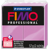 Fimo Professional Soft Polymer Clay 2oz - Lavender