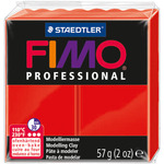 Fimo Professional Soft Polymer Clay 2oz - Red