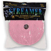 """Baby Pink - Crepe Streamers 1.75""""X500'"""
