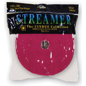 """Bombay Pink - Crepe Streamers 1.75""""X500'"""