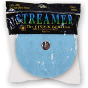 "Baby Blue - Crepe Streamers 1.75""X500'"