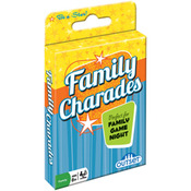 Family Charades Card Game