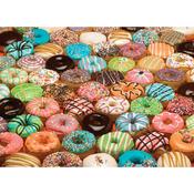 "Doughnuts - Jigsaw Puzzle 1000 Pieces 10""X14"""