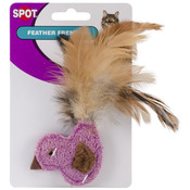 Duck, Fish Or Butterfly With Feathers - Feather Frenzy Cat Toy