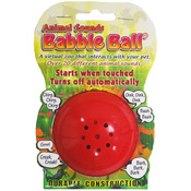 Yellow - Medium Animal Sounds Babble Ball