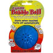 Blue Large Talking Babble Ball - Pet Qwerks