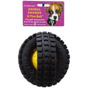 Medium Animal Sounds X-Tire Ball