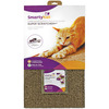 2 X10 X18.75  - SmartyKat SuperScratcher+ Double Wide Catnip Scratcher WORLDWISE-SmartyKat: SuperScratcher Plus Catnip Scratcher. It helps save furniture from kitty claws, the corrugate mimics textures cats scratch in natures, and is packed with SmartyKat organic catnip. This package contains one 10x18-3/4x2 inch scratcher. SmartyKat products are made principally from recycled, reclaimed, renewable, and certified organic materials. Imported.