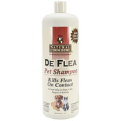 DeFlea Shampoo For Dogs & Cats 33.8oz-