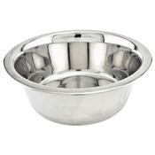 Economy Stainless Steel Dish 5qt