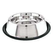 Stainless Steel Non - Skid Dish 32oz-