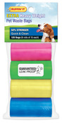 4 Colors - Color Waste Bag Refills 8/Pkg