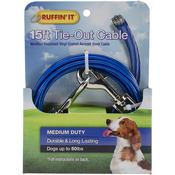Medium Duty Cable Tie Out 15ft-