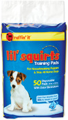Lil' Squirts Training Pads 50/Pkg