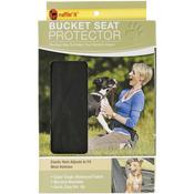 Black - Car Bucket Seat Protector