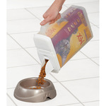 "Buddeez 6qt ""Bag - In"" Pet Food Dispenser -Holds Up To 6lbs-"