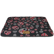 "Skulls & Roses - P.L.A.Y. Extra Large Chill Pad 42""X28"""