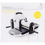 Xcut Xpress A4 Die - Cutting Machine - W/2 Plates & Shim