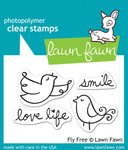 Fly Free Clear Stamps - Lawn Fawn