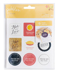 Harvest Label Sticker Sheets - Pebbles