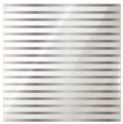 Stripe Silver Acetate Sheet - Clearly Posh - WRMK