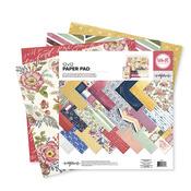 Wildflower 12 x 12 Paper Pad - WRMK