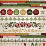 Holy Night Cardstock Stickers - KaiserCraft