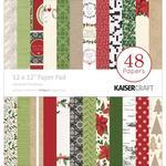 Home For Christmas 12 x 12 Paper Pad - KaiserCraft