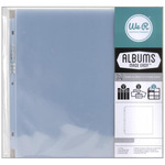 """Full Page Photo Sleeves 12""""X12"""" 10/Pkg - WRMK"""