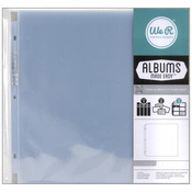 "Full Page Photo Sleeves 12""X12"" 10/Pkg - WRMK"