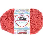 Crabbie - Red Heart Cutie Pie Yarn