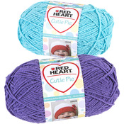 Splash - Red Heart Cutie Pie Yarn