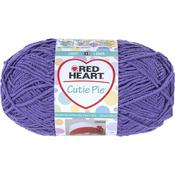 Red Heart Cutie Pie Yarn - Jelly