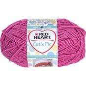 Red Heart Cutie Pie Yarn - Tulip