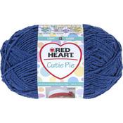Red Heart Cutie Pie Yarn - Indigo