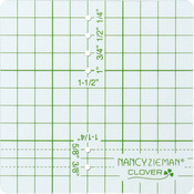 6-In-1 Stick'n Stitch Guide By Nancy Zieman-
