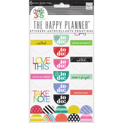 The Happy Planner Stickers - Good Day Brights