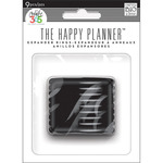 Create 365 Planner Expander Rings 9/Pkg - Black