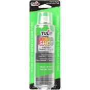 Tulip Color Shot Instant Fabric Color Spray 3oz - Neon Green