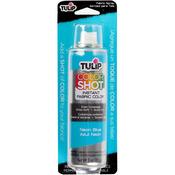 Neon Blue - Tulip Color Shot Instant Fabric Color Spray 3oz